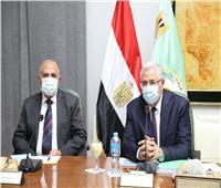 وزير الزراعة يوجه بالتعاون مع أجهزة الدولة في مبادرة «حياة كريمة»