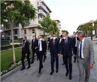 رئيس الوزراء يشهد الانتهاء من المرحلة الأولى لمشروع «آى سيتي القاهرة الجديدة»