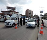 خلال 24 ساعة.. تحرير 6179 مخالفة مرورية على الطرق السريعة
