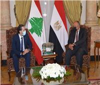 مصر: على اللبنانيين تغليب مصلحة بلادهم على المصالح الضيقة