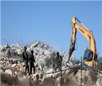 الخارجية الفلسطينية تدين هدم قوات الاحتلال لمنازل ومنشآت شمال شرق رام الله