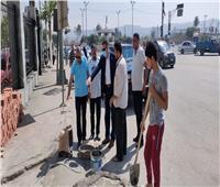 محافظ المنيا يتابع جهود الوحدات المحلية في عيد الأضحى