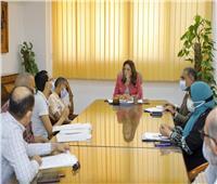 محافظ دمياط تناقش عدد من الشكاوى والمطالب خلال لقاء المواطنين
