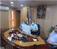نائب محافظ أسيوط يشارك في اجتماع مجلس المحافظين
