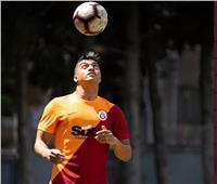 مصطفى محمد: لا أطيق الانتظار لتسجيل الأهداف والفوز بالبطولات