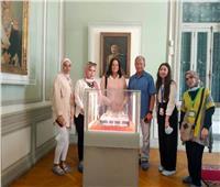 وفد الإتحاد الدولي للخماسي الحديث يزور متحف المجوهرات الملكية.. صور