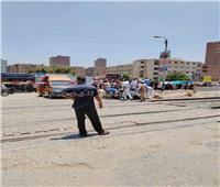 مصرع مواطن صدمة قطار بمطاي
