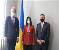 نائب وزير السياحة والآثار في زيارة ترويجية إلى أوكرانيا