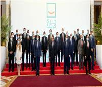 الرئيس السيسي: نستثمر في الموارد البشرية من أجل مستقبل يليق بمصر