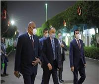 أشرف صبحي يفتتح المبني الاجتماعي في «الشمس»..غدًا