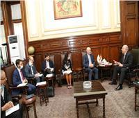 وزير الزراعة يبحث مع سفير إسبانيا التعاون في مجال الاستزراع السمكي