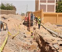 محافظ أسوان: تنفيذ 454 مشروع بتكلفة تقديرية 11.5 مليار جنيه | صور