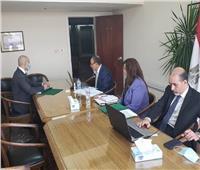 انعقاد الاجتماع التمهيدي للجنة المشاركة بالإتفاقية «المصرية البريطانية» | صور