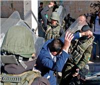 الاحتلال الاسرائيلي يعتقل 7 فلسطينيين من جنين