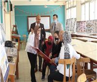 إشادة بمشاريع تخرج مهندسات المستقبل بجامعة الأزهر