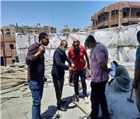 محافظ أسيوط: حملات مكثفة لإزالة مخالفات البناء بالمراكز والقرى