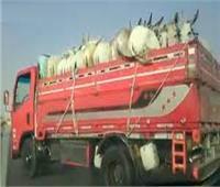 مصدر أمني ينفي ضبط سيارة محملة بـ«حمير» نافقة قبل بيعها في القاهرة