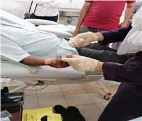 محافظ الوادي الجديد: تشغيل بنك الدم بمركز الداخلة تجريبياََ