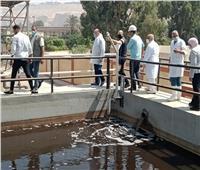 محافظ القاهرة يتفقد مجزر البساتين
