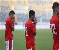 دوري أبطال أفريقيا  نهاية الشوط الأول بالتعادل السلبي بين الأهلى وكايزر تشيفز