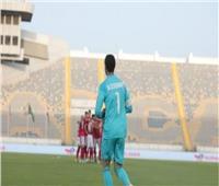 دوري أبطال أفريقيا  بداية الشوط الثاني بين الأهلى و« كايزر تشيفز»
