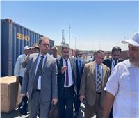 رئيس الجمارك: حظر دخول أى بضائع من الخارج أول أكتوبر إلا من خلالACI» »