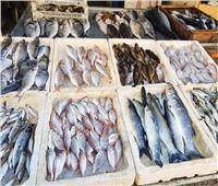 أسعار الأسماك بسوق العبور اليوم 18 يوليو ٢٠٢١