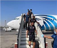 مصرللطيران تنقل أبطال أفريقيا من كازابلانكا وتستقبلهم بالورود