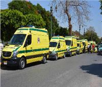 استعدادًا لعيد الأضحى.. 2190 سيارة إسعاف مجهزة بجميع المحافظات | فيديو