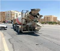 الإسكان: حملات لإزالة الإشغالات بالمدن الجديدة خلال إجازة عيد الأضحى