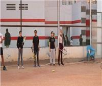 تألق لاعبي الزمالك في منافسات التنس الأرضي للناشئين