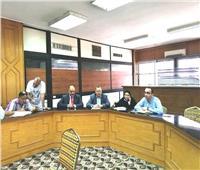 الاجتماع الأول للجنة المشروعات المتوسطة والصغيرة بالإسماعيلية