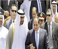 الرئيس السيسي يتلقى اتصالاً هاتفيًا من ولي عهد أبو ظبي للتهنئة بعيد الأضحى