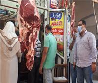 ضبط لحوم فاسدة وتحرير 327 محضرا تموينىا في حملة تفتيشية بالمنوفية
