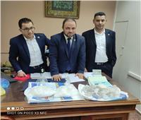 جمارك مطار القاهرة تضبط محاولة تهريب كمية من مخدر «الآيس»