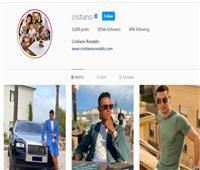 315 مليونا متابعًا ..كريستيانو رونالدو يحطم الرقم القياسي  صورة