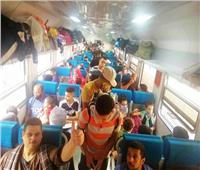 معاقبة المتسبب.. أول إجراء من «السكة الحديد» بعد خروج قطار رمسيس عن القضبان