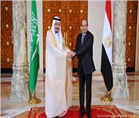 الرئيس السيسي يهنئ الملك سلمان بعيد الأضحى المبارك