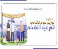 إنفوجراف| «إتيكيت» توزيع لحوم الأضاحي في العيد