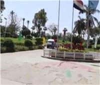 غدا.. محافظ القاهرة يتفقد الحديقة الدولية لمتابعة استقبال المواطنين
