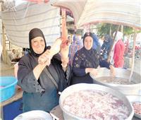 هما دول المصريين.. «العيد رزق وفرحة»