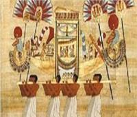 الأعياد في مصر القديمة.. اللقاء الجميل والحب سد ورأس السنة