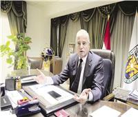 محافظ جنوب سيناء: استمرارية عرض السلع الغذائية للمواطنين بأسعار مخفضة