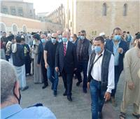 محافظ القاهرة يناشد المواطنين بعدم الذبح بالشوارع