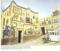 رسوم الحج على جدران البيوت.. فنٌ مؤجل