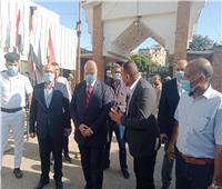 محافظة القاهرة تتابع تنفيذ الإجراءات الاحترازية في حديقتي الفسطاط والدولية