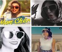 بملابس الخمسينيات.. سميرة سعيد تشعل مواقع التواصل الاجتماعي بـ«مون شيري»