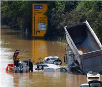 «حداد في بلجيكا.. ومناطق منكوبة بألمانيا»| أوروبا تتشح بالسواد بسبب الفيضانات
