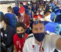أولمبياد طوكيو 2020| مدرب منتخب الرماية: أين التباعد الاجتماعي؟