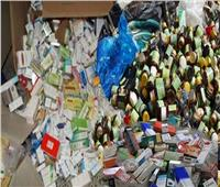 إحباط ترويج 8000 عبوة أدوية مخصصة للمستشفيات الحكومية وضبط 30 طن سلع فاسدة